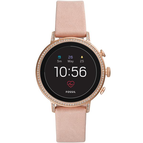 Смарт-часы Fossil Gen 4 - Venture HR Blush Leather