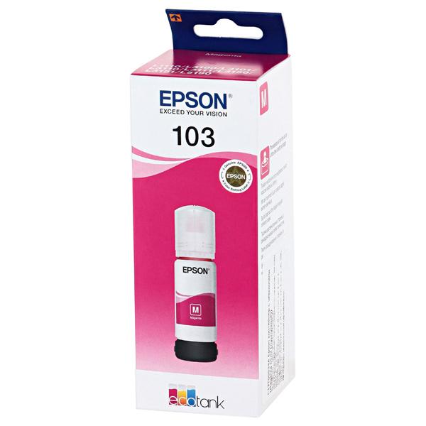 Чернила для принтера Epson — C13T00S34A