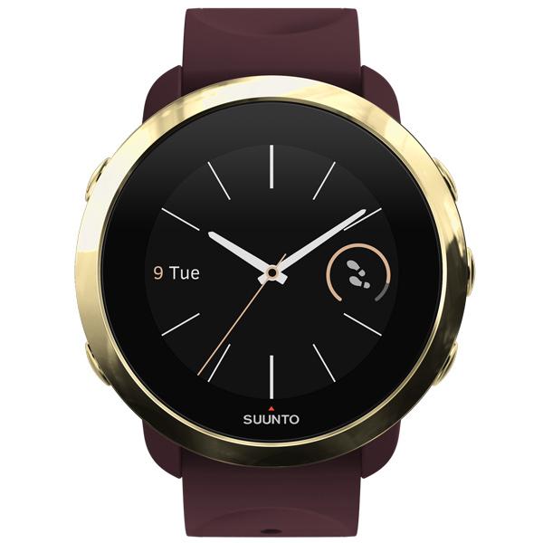 Спортивные часы Suunto 3 Fitness Burgundy (SS050054000)