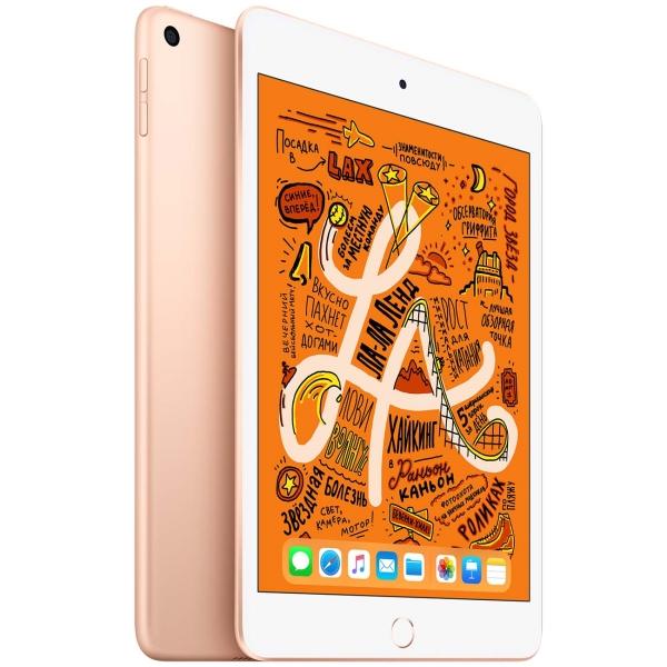 Планшет Apple iPad mini 7.9 Wi-Fi 64Gb Gold MUQY2RU/A фото