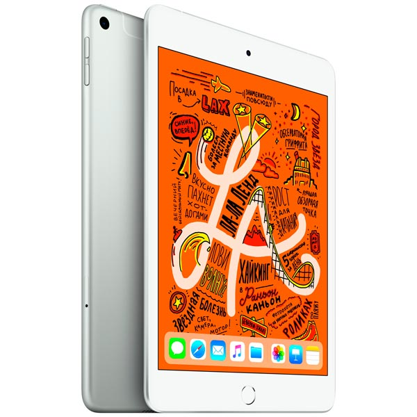 Планшет Apple — iPad mini 7.9 WF+CL 64Gb Silv MUX62RU/A
