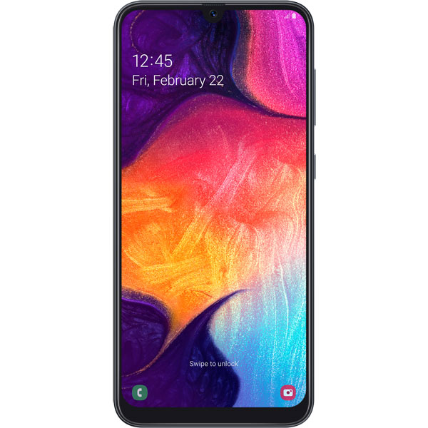 Смартфон Samsung Galaxy A50 (2019) 128GB Black (SM-A505FM)