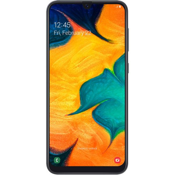 Смартфон Samsung — Galaxy A30 (2019) 64Gb Black (SM-A305FN)