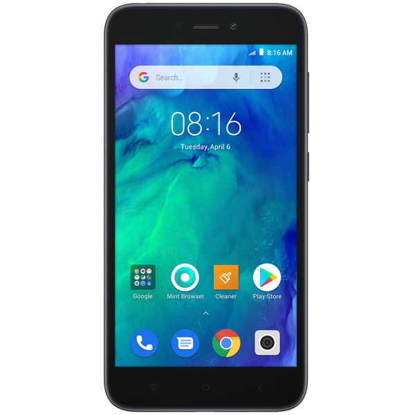 Смартфон Xiaomi Mi Redmi Go 16GB Black