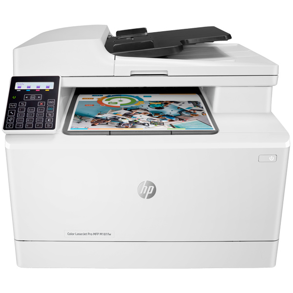 Купить Лазерное МФУ (цветное) HP Color LaserJet Pro M181fw в каталоге интернет магазина М.Видео по выгодной цене с доставкой, отзывы, фотографии - Москва