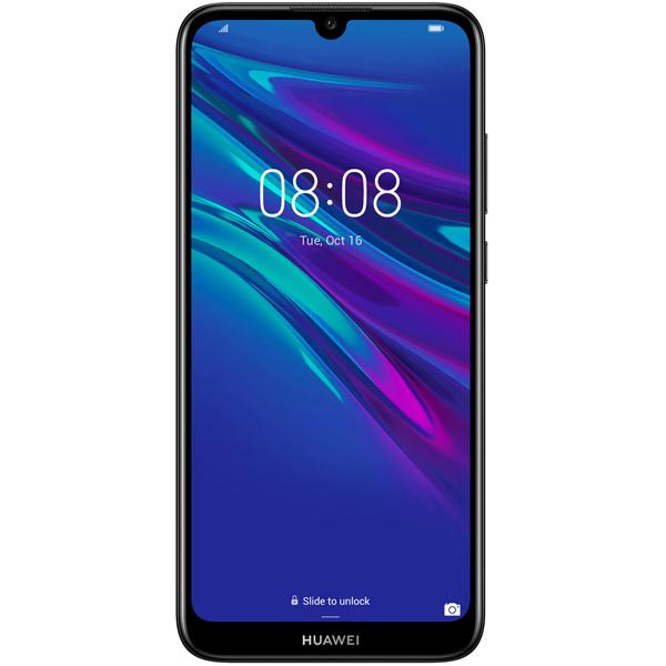 Смартфон Huawei — Y6 2019 Classic Black (MRD-LX1F)
