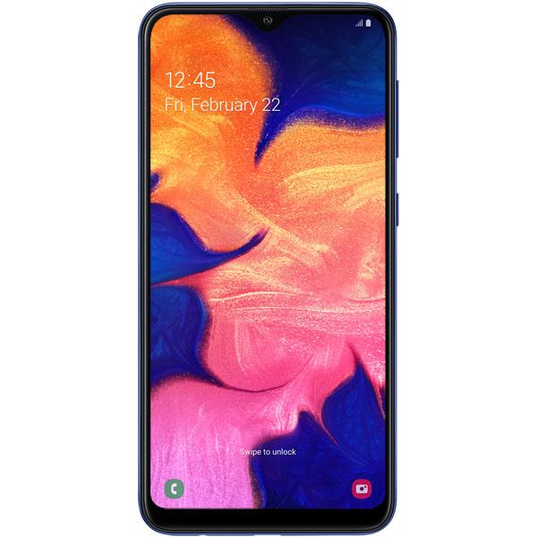Смартфон Samsung — Galaxy A10 (2019) 32Gb Blue (SM-A105F)