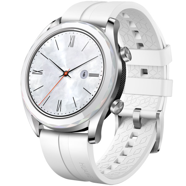 Смарт-часы Huawei Watch GT Elegant White