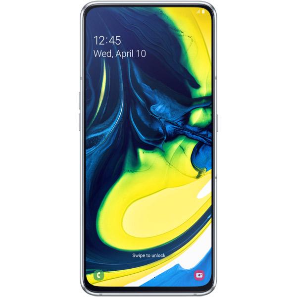 Смартфон Samsung — Galaxy A80 (2019) 128Gb Silver (SM-A805F)