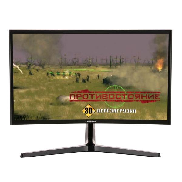 Монитор игровой Samsung — C24RG50FQI