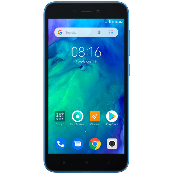 Смартфон Mi — Redmi Go 8GB Blue