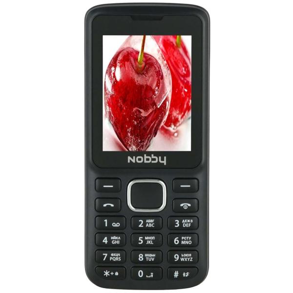 Мобильный телефон Nobby 230 Deep Black (NBC-BP-24-32)
