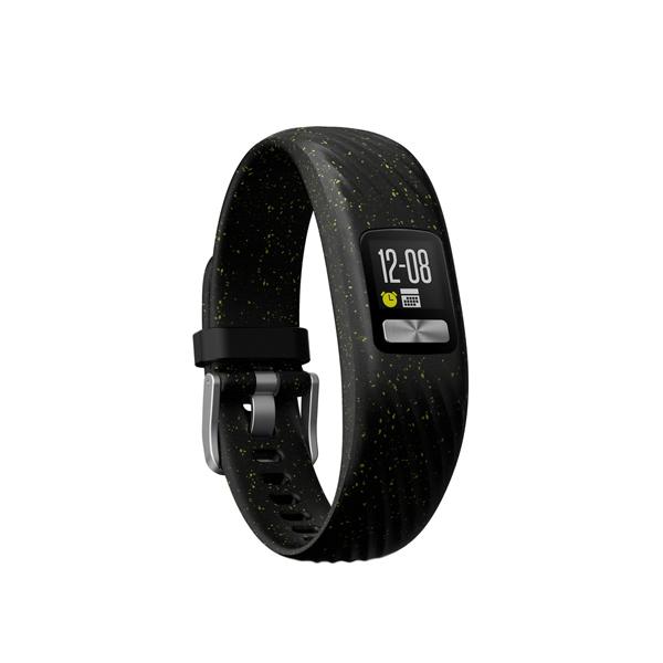 Фитнес-трекер Garmin Vivofit 4 Black Speckle S/M