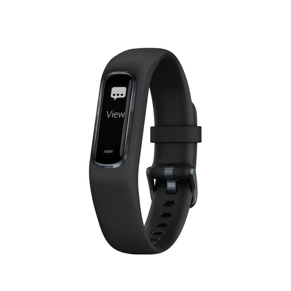 Фитнес-трекер Garmin Vivosmart 4 Black/Slate S/M