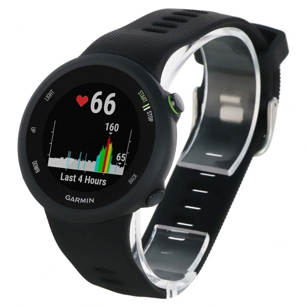 Спортивные часы Garmin Forerunner 45 GPS L Black