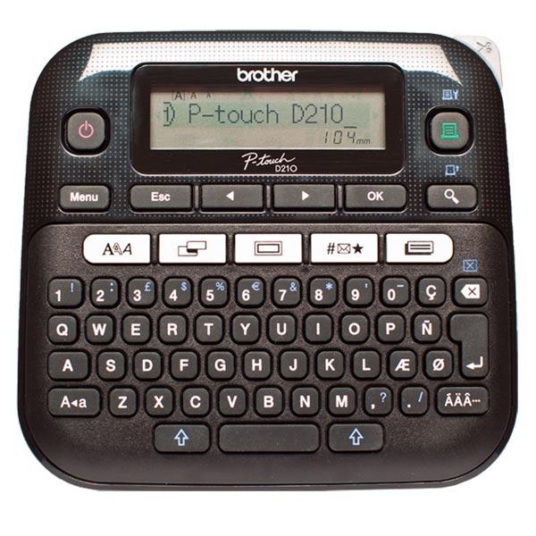 Принтер этикеток Brother — PT-D210