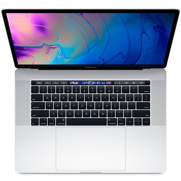 Ноутбук Apple — MacBookPro15 TB Core i9 2,4/16/256GSSD RP560X Sil