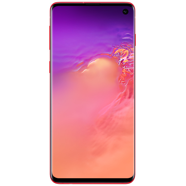 Смартфон Samsung — Galaxy S10 128Gb гранат