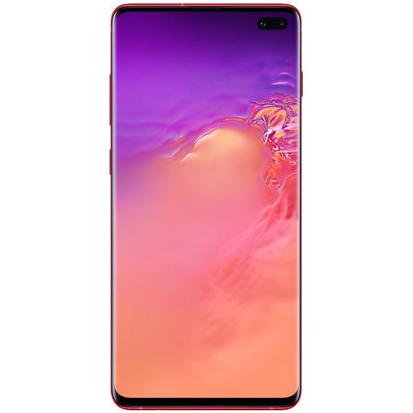 Смартфон Samsung — Galaxy S10+ 128Gb гранат