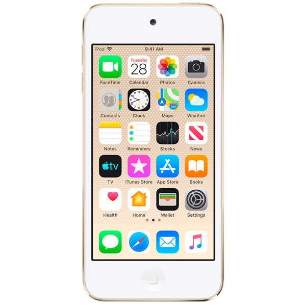 Плеер MP3 Apple — iPod Touch 128Gb Gold (MVJ22RU/A)