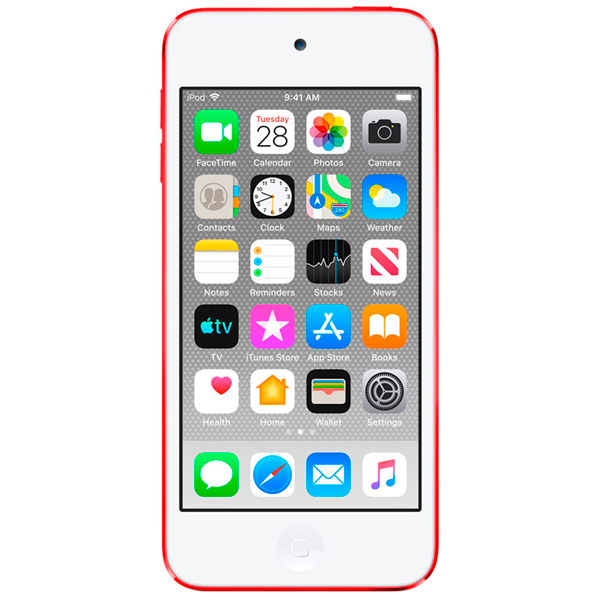 Плеер MP3 Apple — iPod Touch 128Gb (PRODUCT)RED (MVJ72RU/A)