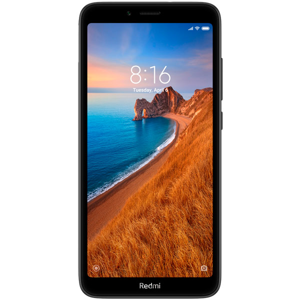 Смартфон Xiaomi — Redmi 7A 16GB Matte Black