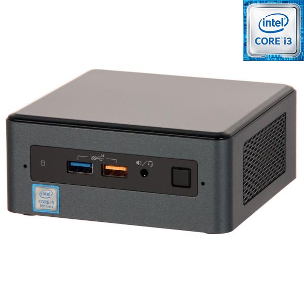 Системный блок мини Intel — BOXNUC8i3BEHFA2