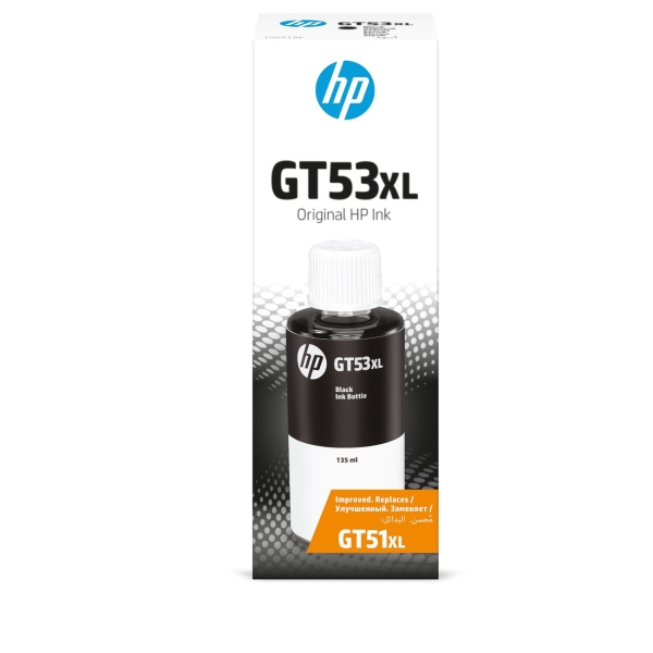 Чернила для принтера HP GT53XL 1VV21AE Black