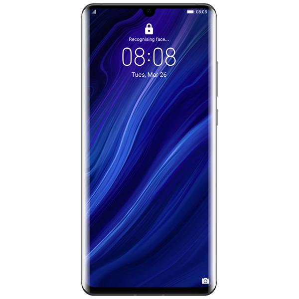 Смартфон Huawei — P30 Pro Black (VOG-L29)