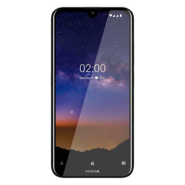 Смартфон Nokia — 2.2 Black (TA-1188)