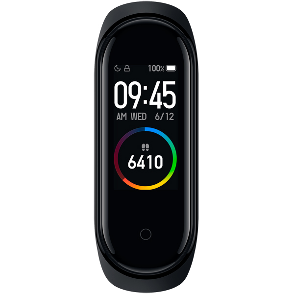 Фитнес-трекер Xiaomi Mi Smart Band 4 Black (MGW4057RU)