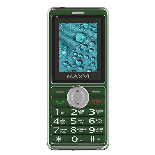 Мобильный телефон Maxvi — T3 Military