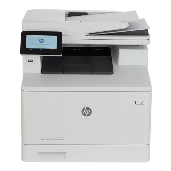 Лазерное МФУ (цветное) HP Color LaserJet Pro M479fdn (W1A79A)