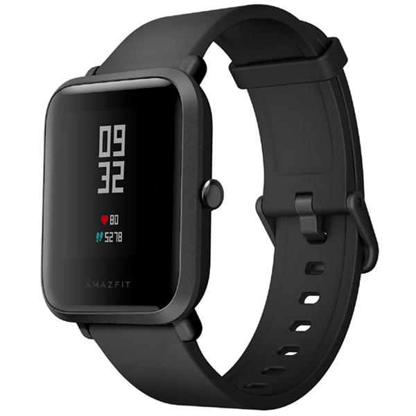 Смарт-часы Amazfit Bip Black