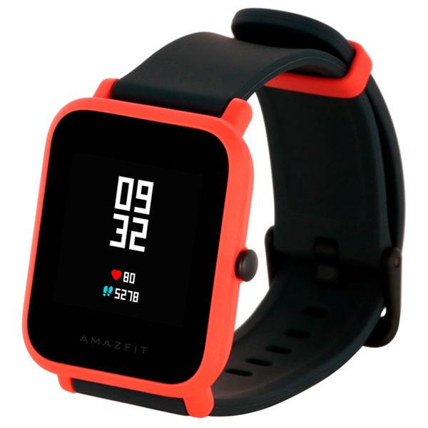 Смарт-часы Amazfit Bip Red