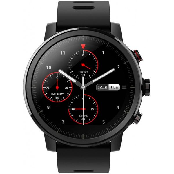 Смарт-часы Amazfit Stratos Black фото
