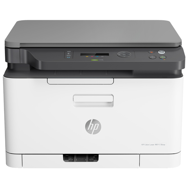 Лазерное МФУ (цветное) HP Color Laser 178nw (4ZB96A)