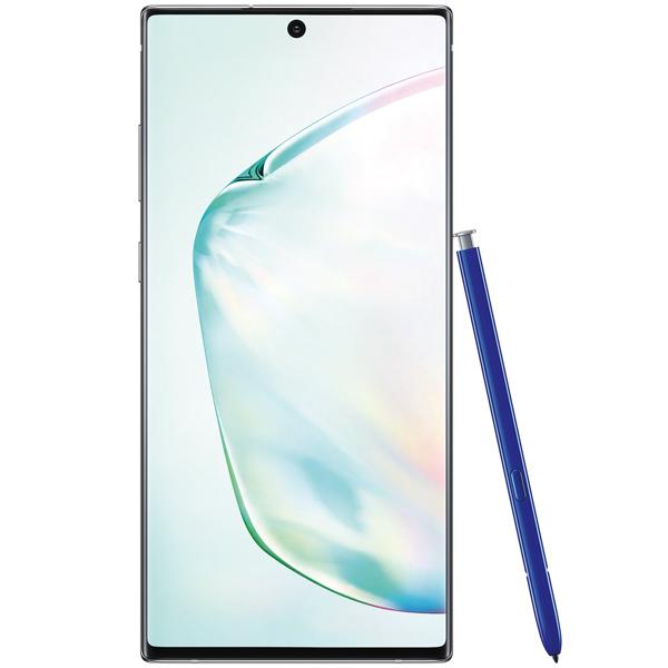 Смартфон Samsung Galaxy Note10+ Aura Glow (SM-N975F)