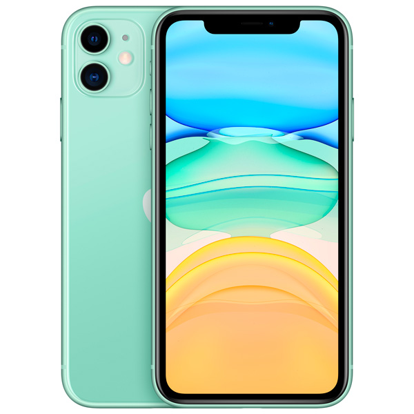 Смартфон Apple — iPhone 11 128GB Green (MWM62RU/A)