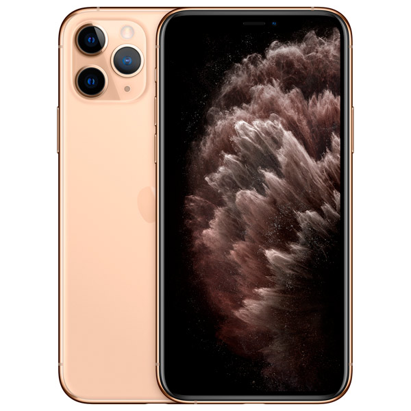Смартфон Apple — iPhone 11 Pro 64GB Gold (MWC52RU/A)