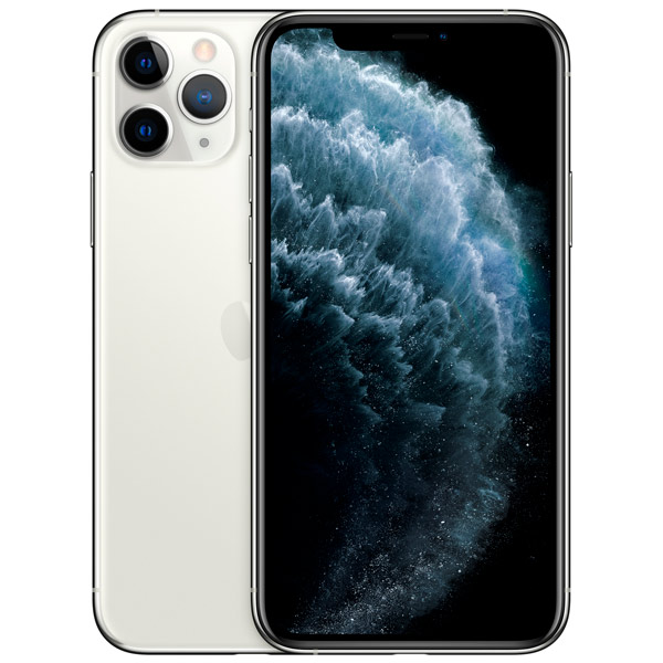 Смартфон Apple — iPhone 11 Pro 256GB Silver (MWC82RU/A)