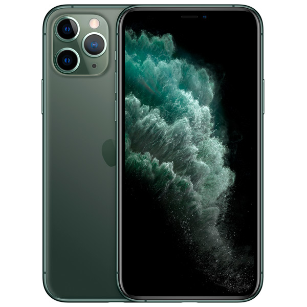 Смартфон Apple — iPhone 11 Pro 256GB Midnight Green (MWCC2RU/A)