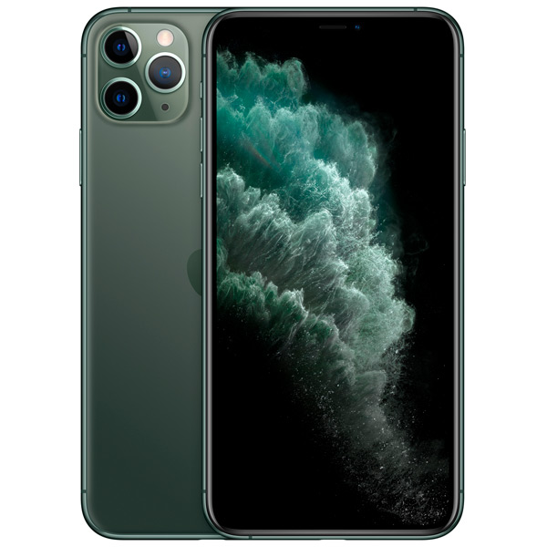 Смартфон Apple — iPhone 11 Pro Max 64GB Midnight Green (MWHH2RU/A)