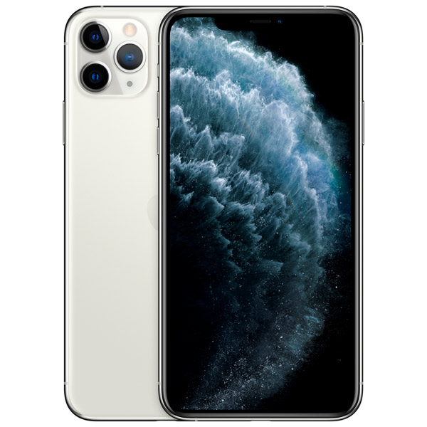 Смартфон Apple — iPhone 11 Pro Max 256GB Silver (MWHK2RU/A)