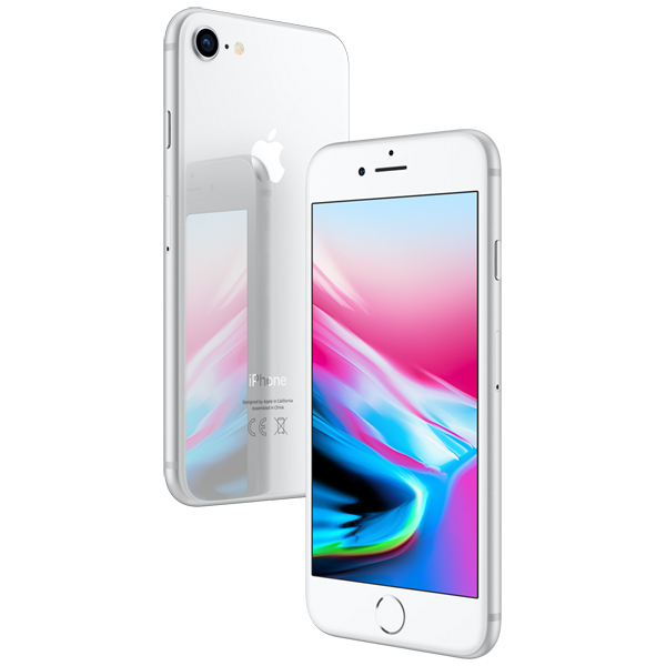 Смартфон Apple iPhone 8 128GB Silver (MX172RU/A )