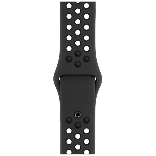 Ремешок Apple 40mm Anthracite/Black Nike SportBand S/M&M/L