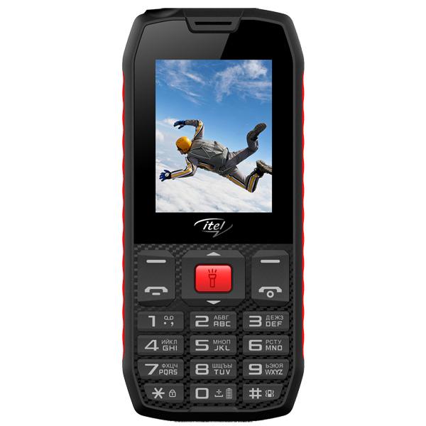 Мобильный телефон Itel — IT4510 Red