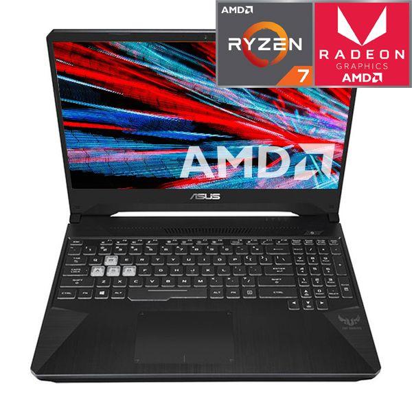 Ноутбук игровой ASUS — TUF Gaming FX505DU-BQ024T
