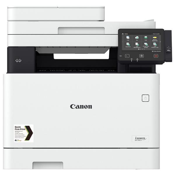 Лазерное МФУ (цветное) Canon