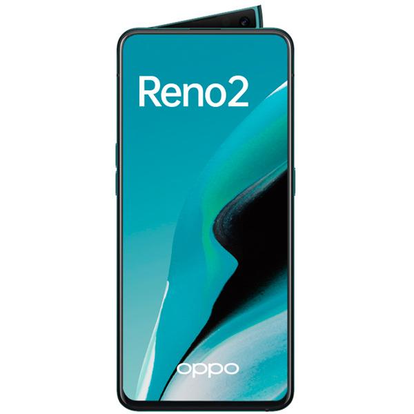 Купить Смартфон OPPO Reno 2 Ocean Blue (CPH1907) в каталоге интернет магазина М.Видео по выгодной цене с доставкой, отзывы, фотографии - Ростов-на-Дону